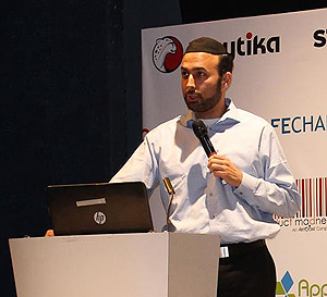 Shai Samet presents at Casual Connect Tel Aviv 2015.