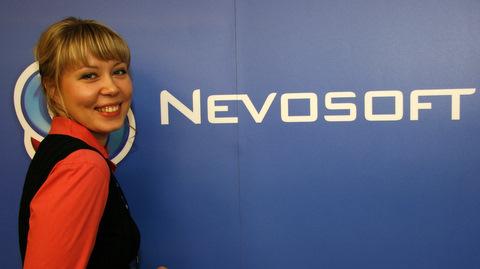 Nevosoft's Julia Lebedeva