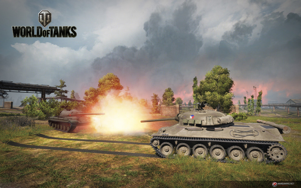 World of Tanks screen shot