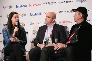 Playtika Director of Business Development Adi Hanin, Greentube President Market Development North America Gabriel Cianchetto and FlowPlay CEO Derrick Morton discuss B2B in the social casino space at Casual Connect Europe.