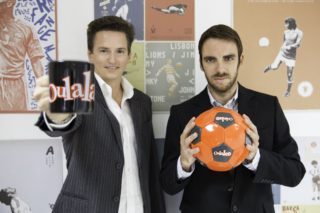 Valery Bollier, CEO, and Benjamin Carlotti, Managing Director of Oulala Games Ltd.