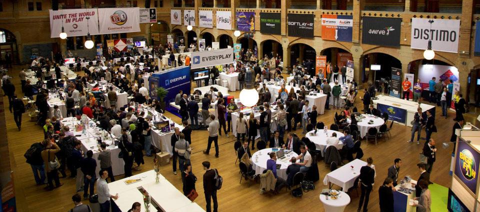 Casual Connect Exhibition Floor