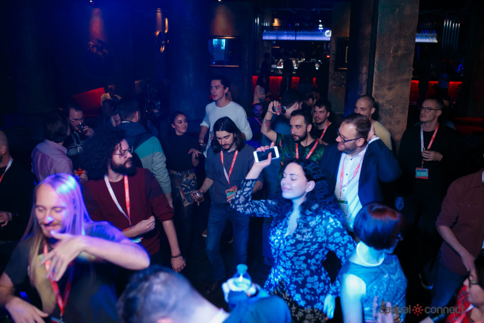 Casual Connect Kyiv 2017 Party 1